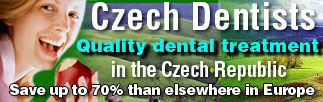 dental treatment in Prague